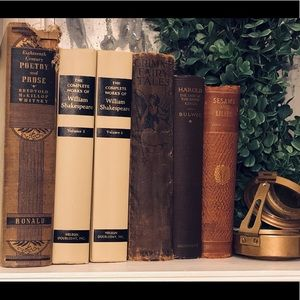 Books of Antiquity: Browns